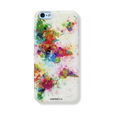 colourful world iPhone 6/6s case